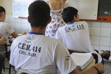 ensino medio 360x240 - MEC divulga resultado preliminar do Censo Escolar da Educação Básica