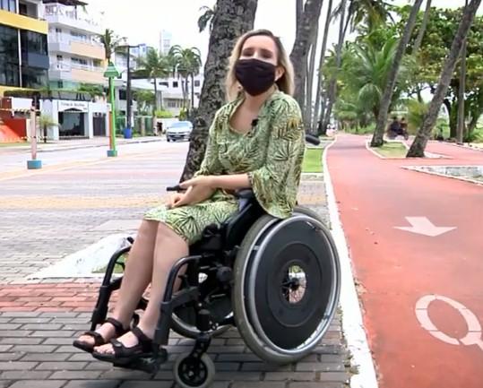 eugenia victal JORNALISTA - DE VOLTA ÀS TELAS! Após diagnóstico de doença rara, Eugenia Victal estreia série sobre inclusão na Tv Cabo Branco- VEJA VÍDEO