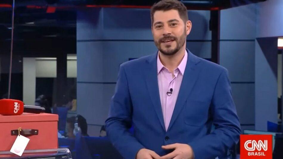 evaristo costa e demitido da cnn brasil 950x534 1 - 'Me chutaram pela porta dos fundos', desabafa Evaristo Costa em entrevista sobre demissão da CNN