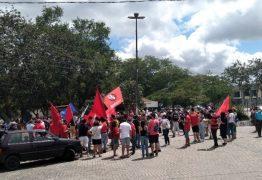 Campina Grande já registra primeiras manifestações favoráveis e contrárias a Bolsonaro – VEJA IMAGENS