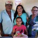 familia 150x150 - CHACINA: homem mata ex-mulher, filha, outras 3 pessoas da família e comete suicídio