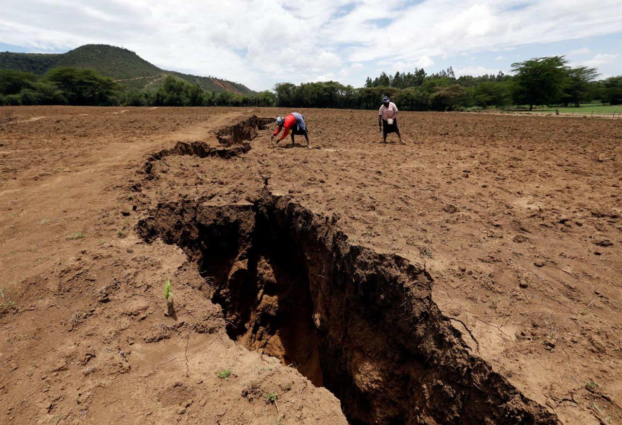 fenda 3 scaled - FENÔMENO NATURAL: Rachadura no Quênia pode ser indício que a África se dividirá ao meio- VEJA IMAGENS