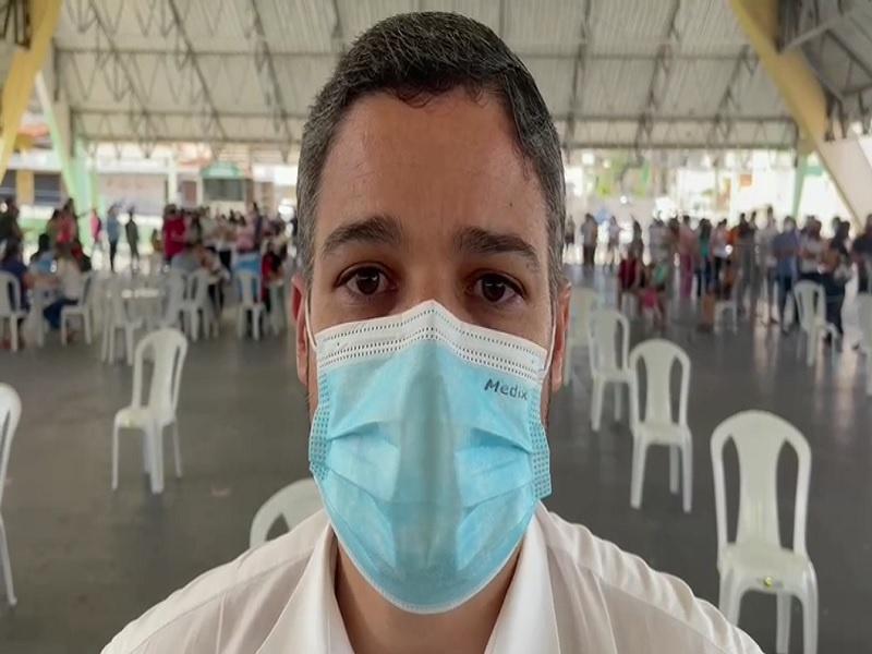 filipe reul - VARIANTE DELTA: Secretário descarta adiamento de retorno híbrido da educação em Campina Grande