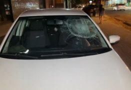 Motorista com sinais de embriaguez causa acidente com motociclista em João Pessoa