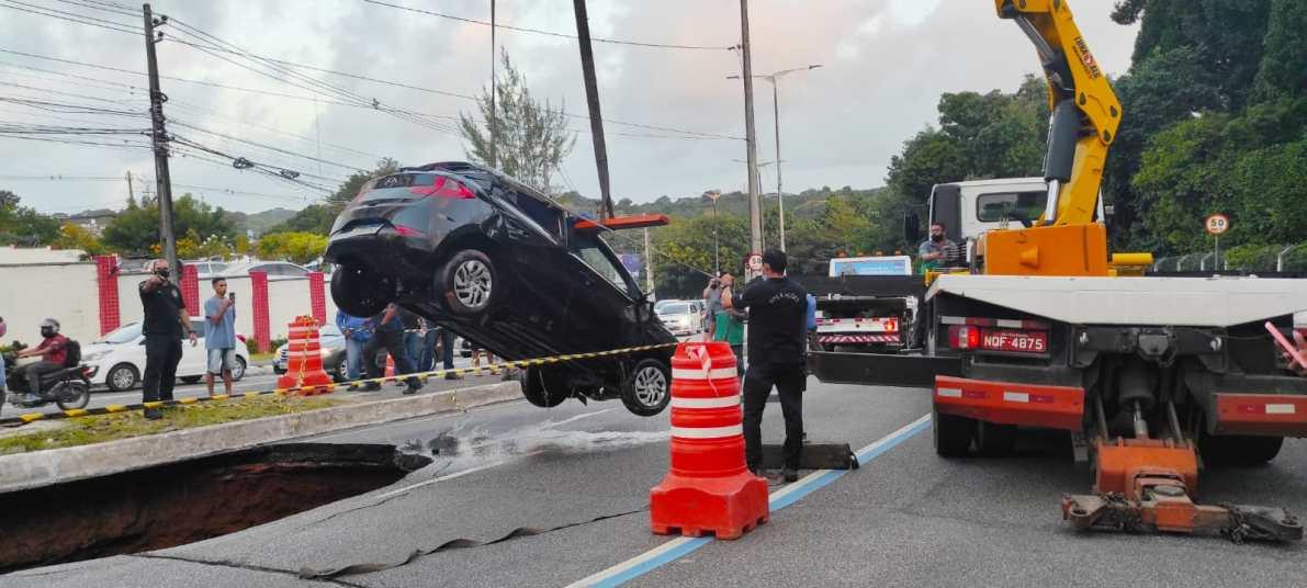foto4 - INDENIZAÇÃO: prefeitura pagará valor do carro e de dias não trabalhados para ressarcir motorista de veículo envolvido em acidente na Pedro II