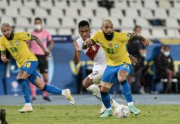 Gabigol decepciona na Seleção; Everton Ribeiro aprova