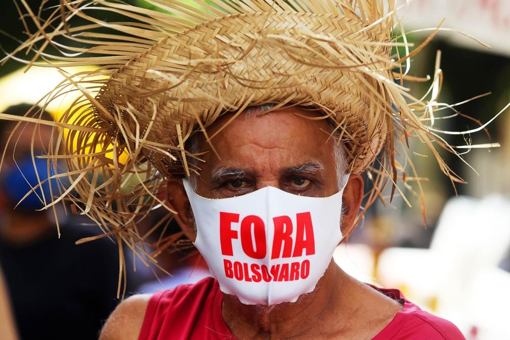fup202109071042 - PROTESTOS PELO BRASIL: Veja imagens de atos contra Bolsonaro no 7 de Setembro