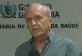 Secretário de Saúde Geraldo Medeiros admite flexibilização para abertura de eventos em próximo decreto estadual
