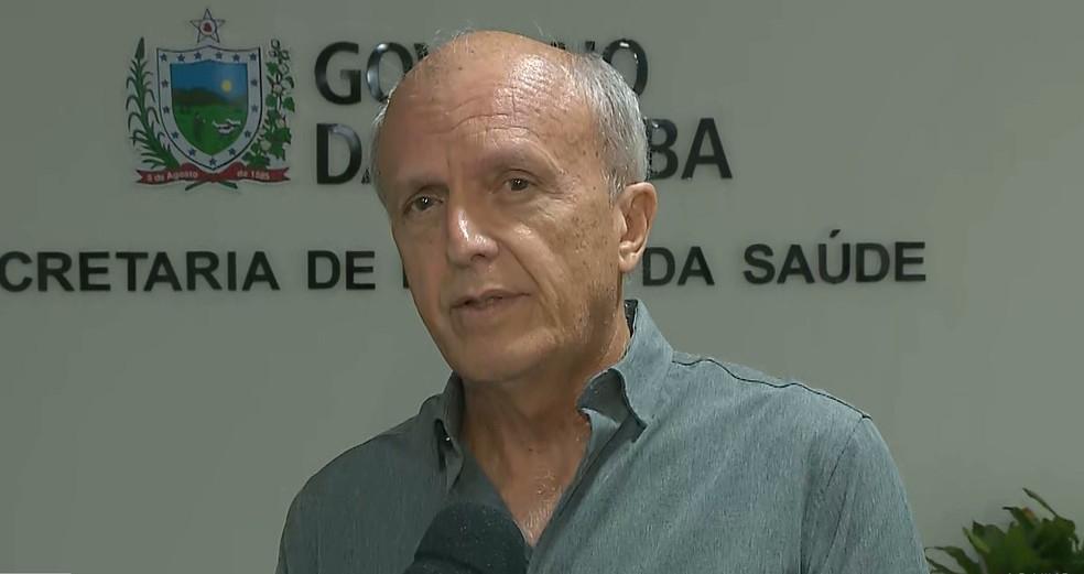 geraldo medeiros2 - Secretário de Saúde Geraldo Medeiros admite flexibilização para abertura de eventos em próximo decreto estadual
