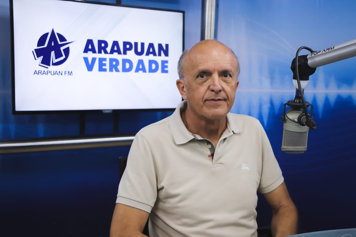 geraldo - COVID-19: Paraíba deve vacinar 100% da população até outubro e Geraldo Medeiros diz que só agora estamos em um estágio de animação