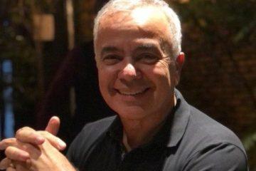 """Gerardo Rabello testa positivo para Covid-19 e tranquiliza seguidores: """"Estamos vencendo"""""""