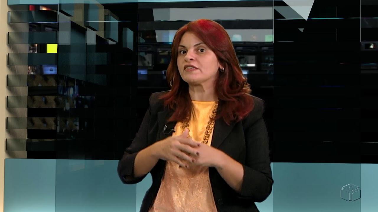 glauce jacome tvitarare - Advogada denuncia não uso de máscaras por comerciantes de lojas em Campina Grande