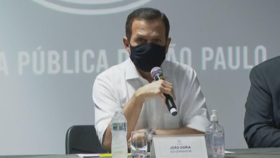 """gnews jorn3 protestos set 07 doria copom kury 20210907 1454 frame 2819 - """"Bolsonaro afrontou a Constituição"""": Doria se posiciona pela 1ª vez pelo impeachment de Bolsonaro"""