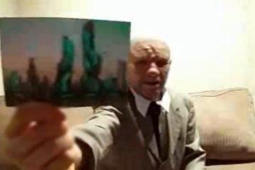 """""""VIAJANTE DO TEMPO""""?! Homem diz ter provas de que esteve em 2118: """"Nunca esquecerei"""""""