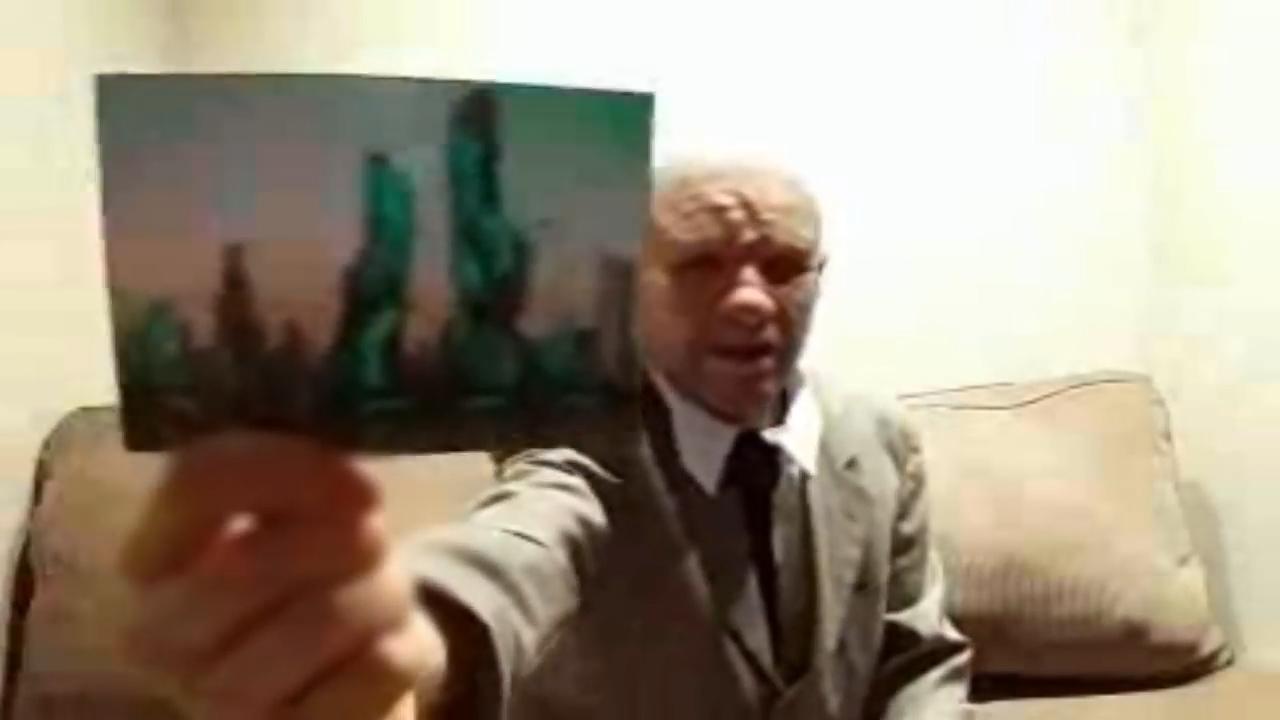 """image 2 - """"VIAJANTE DO TEMPO""""?! Homem diz ter provas de que esteve em 2118: """"Nunca esquecerei"""""""