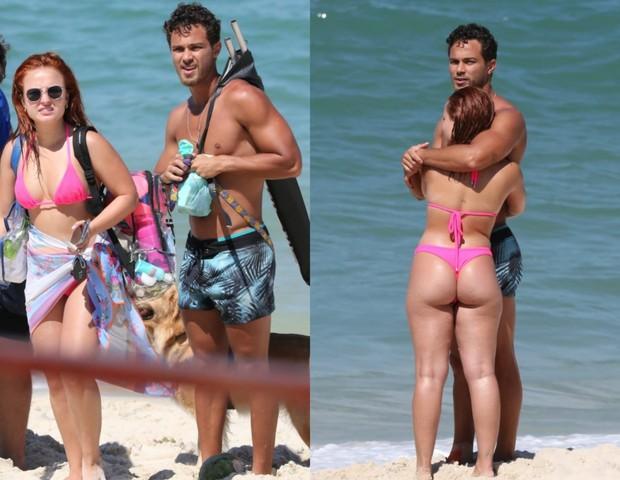 image 16fuxPC - NOVO AMOR! Larissa Manoela é vista aos beijos com ator da Globo; o casal já fez par romântico em filme da Netflix