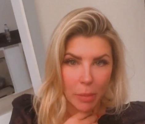 """iris assaltada - ARMA APONTADA: Íris Stefanelli é assaltada, pede ajuda a seguidores e desabafa: """"Agradeço de estar viva"""""""