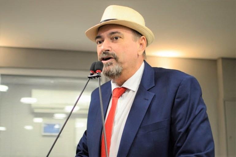 jeova - Deputado Jeová Campos convida para atos contra Bolsonaro e por mais vacinas