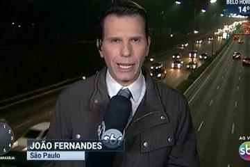 Jornalista João Fernandes é o novo apresentador da TV Correio/Record na PB – VEJA VÍDEO