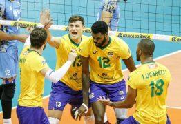 Brasil vence a Argentina e se torna campeão Sul-Americano de vôlei