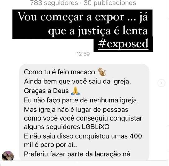 jotta a - Ex-cantor gospel Jotta A sofre homofobia após lançar clip com drag queen