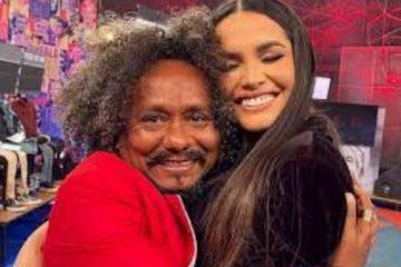 ju 360x240 - No 'Altas Horas', Juliette faz show e encontra Chico César