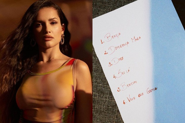 juliette ep - Despretensioso e agradável, EP vai esticar fenômeno Juliette - Por Jeff Benício