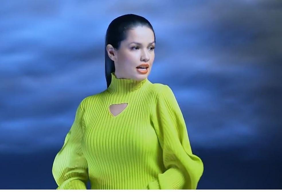 juliette videoclipe - Juliette fala sobre clipe de 'Diferença Mara': 'Quando vi, fiquei muito emocionada'; veja bastidores