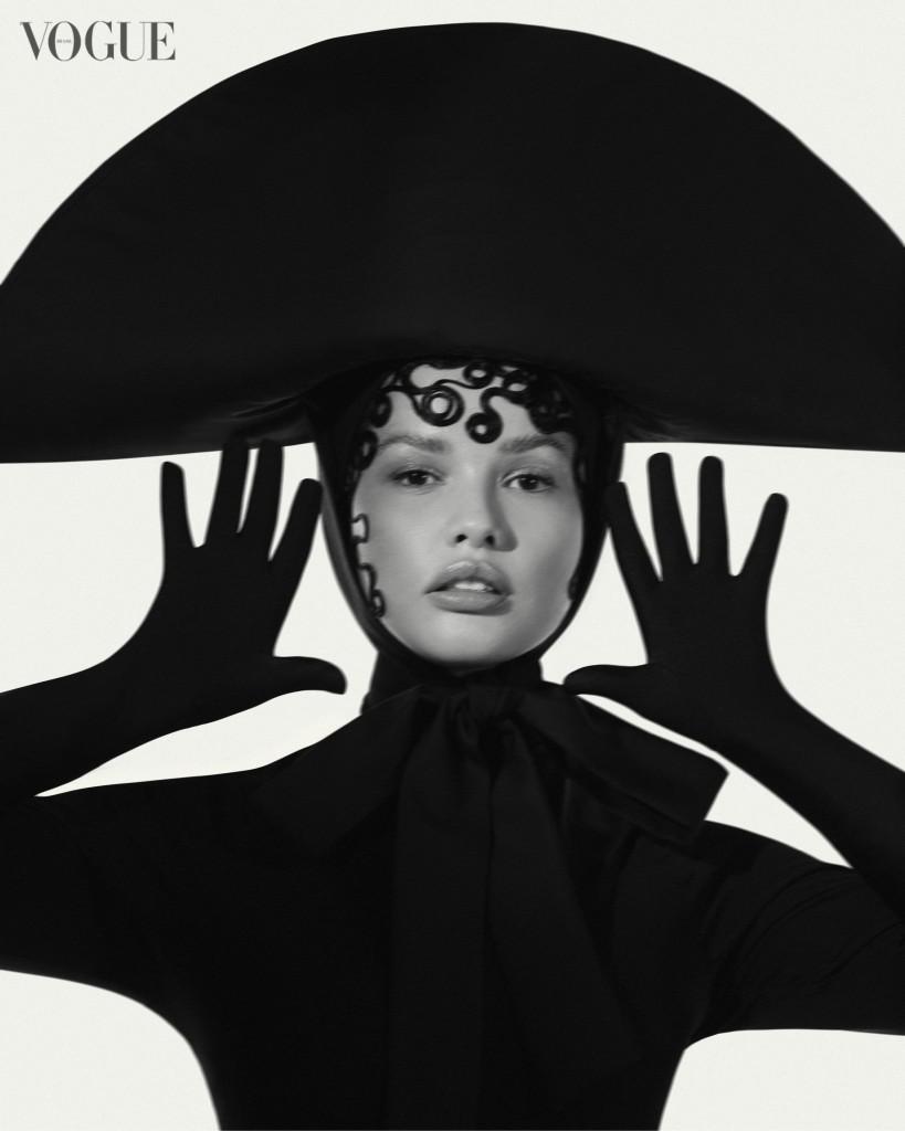 juliette na vogue 2 - 10 curiosidades dos bastidores da capa digital de Juliette para a Vogue