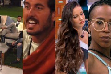 karol e juliette 360x240 - FAMOSAS! Karol Conká e Juliette são lembradas por participantes em reality show de Portugal - VEJA VÍDEO