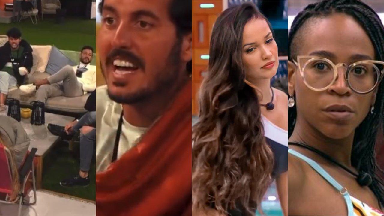 karol e juliette - FAMOSAS! Karol Conká e Juliette são lembradas por participantes em reality show de Portugal - VEJA VÍDEO