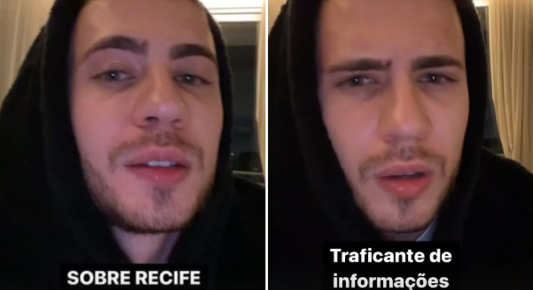 leo picon 01092021083128780 - Influenciador causa revolta após chamar criança de 'traficante de Recife', e vai responder processo - VEJA VÍDEO