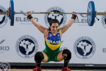REPRESENTANDO A PARAÍBA: Mayara Rocha vai disputar Campeonato Brasileiro de Levantamento de Peso no RJ