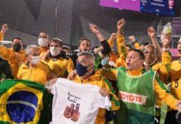 72 MEDALHAS: com participação de paraibanos, Brasil iguala melhor colocação nas Paralimpíadas