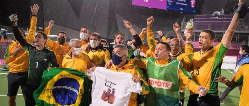 medalhas do brasil - 72 MEDALHAS: com participação de paraibanos, Brasil iguala melhor colocação nas Paralimpíadas