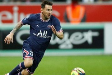 Pochettino confirma presença de Messi contra Manchester City