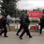 milit 150x150 - Tiroteio em universidade deixa pelo menos 8 mortos e 24 feridos na Rússia