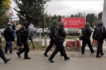 milit 360x240 - Tiroteio em universidade deixa pelo menos 8 mortos e 24 feridos na Rússia
