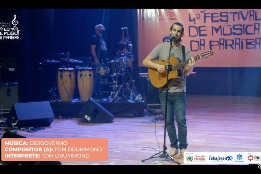 musica festival - Festival de Música da Paraíba seleciona últimos finalistas