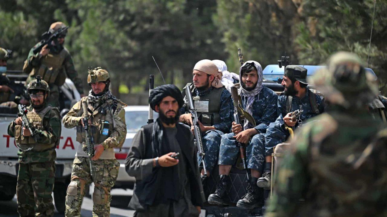 naom 612bad001ee0d scaled - Talibã recebe 1ª ajuda internacional desde que voltou ao poder no Afeganistão