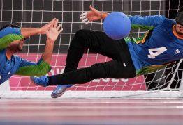 Brasil supera China no goalball masculino e conquista ouro inédito em Tóquio