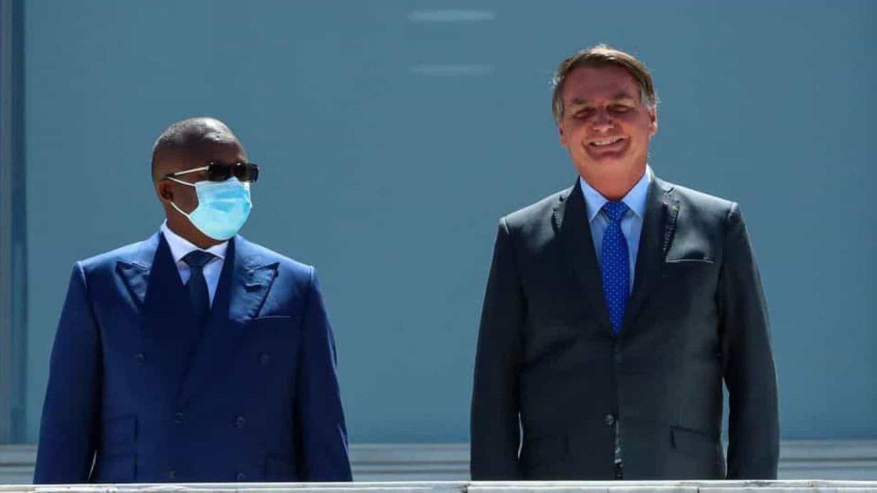 naom 614c45d36c454 scaled - Governo gasta ao menos R$ 300 mil com viagem de 'Bolsonaro da África' ao Brasil