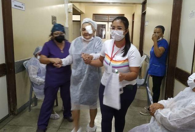 opera - Opera Paraíba realiza cirurgias e reduz fila de procedimento eletivo no Sertão