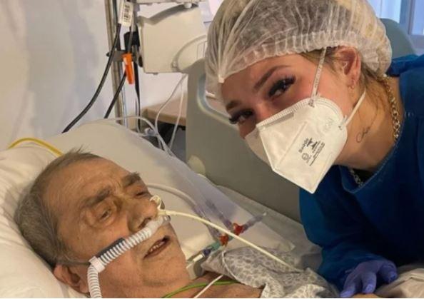 pai 1 - Pai da influenciadora Virgínia Fonseca morre aos 72 anos