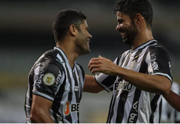 palme - Aproveitamento do Atlético-MG é o mesmo do Flamengo de 2019 com 20 jogos