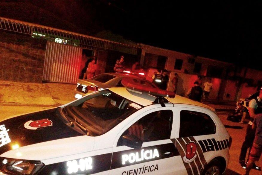 pericia - CRIME: Idoso é assassinado a tiros dentro de casa no interior da Paraíba