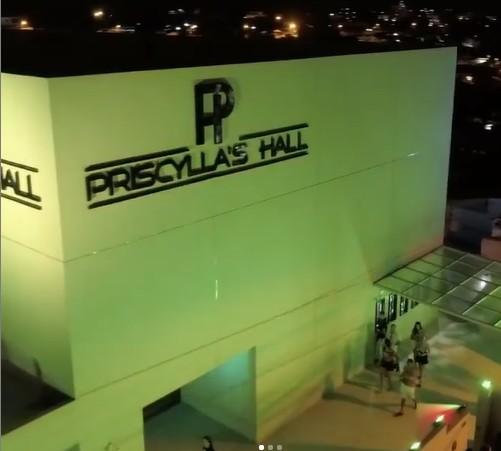 """ph - DE PORTAS FECHADAS: dono da Priscylla's Hall diz que casa de festa continua fechada mesmo com novo decreto: """"20% não é viável"""""""
