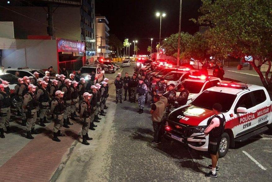 pm 2 1 - 'A paz reinou na Paraíba', diz comandante-geral da Polícia Militar sobre atos do dia 7 de Setembro em 21 cidades do estado