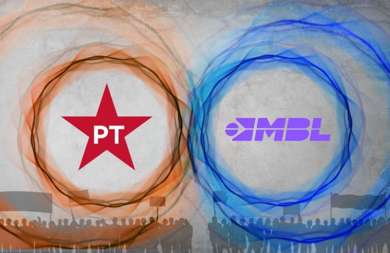 polarizacao pt mbl 768x498 4ad7351e - MBL diz que petistas serão bem-vindos em atos contra presidente Bolsonaro
