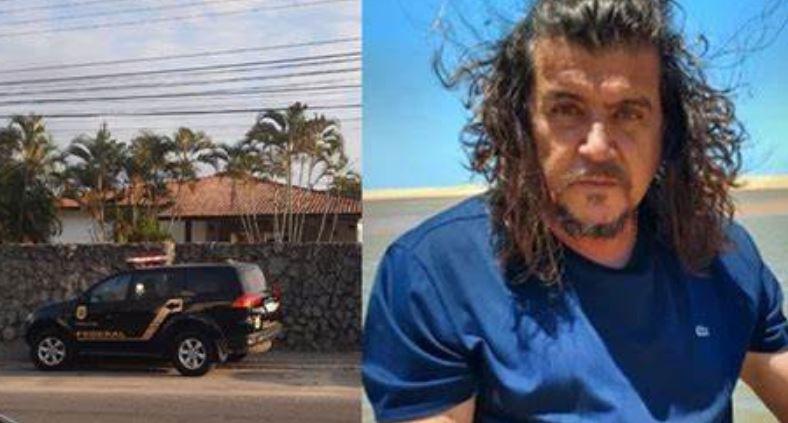 prefeito - Operação da Polícia Federal prende prefeito e empresários de São Mateus